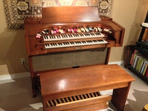 Thomas Transistor Organ